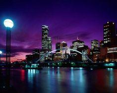 Melbourne, Victoria Aufnahme