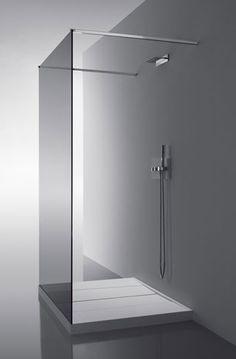 Tu baño al mínimo. #IdeasenOrden #arquitectura #closets