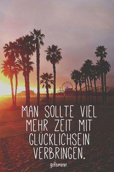 Glücklich sein !!!