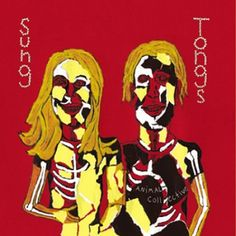 Animal Collective - Sung Tongs on 2LP