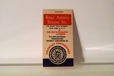 Special Delivery Air Mail Boys Athletic League post office supplies boys camp booklet retro vintage FREE Ship. $14.00, via Etsy.