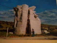 Quiero construir una escultura en una reserva india de estados unidos.