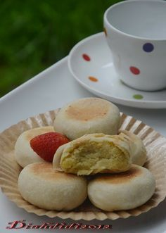 Diah Didi's Kitchen: Yukk bikin Bakpia Pathuk khas Yogya sendiri.......