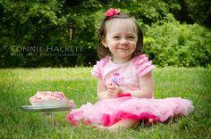 Child Photography - 1st Birthday
