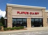 Plato's Closet Upfit- 3,500 sqft upfit of existing shell. Rock Hill SC - Alexander Design Studio