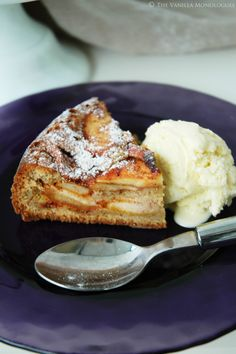 Sugarfree Applecake! (thevanillamonologues.blogg.no)