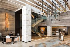 Intercontinental Perth CBD Business Hotel. Refurbishment completed 2017. 240 Rooms. Client: UNIR Hotels. @chada.interiorarchitecture Australian Architecture, Architecture Design, Perth, Lounge Club, Base Building, Penthouse Suite, Travertine Floors, Central Business District, Hotel Interiors