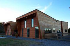 Residencia Mason - Tectonic Design (Estados Unidos) #architecture