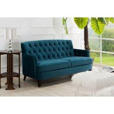 Jennifer Taylor Kelly Tufted Sofa. Furniture Outlet, Online ...