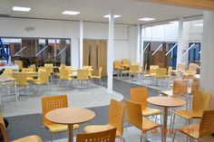 6th Form area nearly completed.