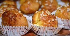 CHOUQUETTES A LA CREME TROPEZIENNE par Janane - Recette de la catégorie Desserts & Confiseries