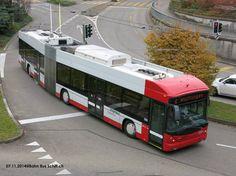 Hess Swiss electric trolley