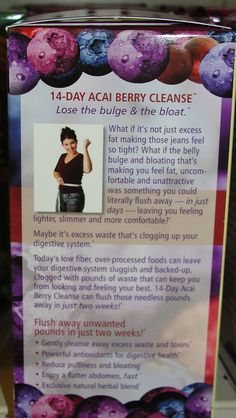 Could it really help you lose that much weight? Learn about acai berry weight loss