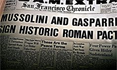 Historic event that changed the world on February 1929 The deadly wound was healed Spanish Inquisition, The Inquisition, Revelation 17, Babylon The Great, Name Writing, The Secret History, Persecution, World History