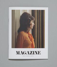 :: Magazine, a magazine about magazine ::