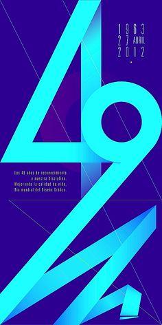 #Typography Inspiration    http://abduzeedo.com/typography-mania-130