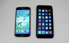 Galaxy S6 Edge vs iPhone 6 Plus
