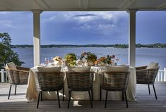 Ljung • Slettvoll Zara Home, Outdoor Tables, Outdoor Decor, Toscana, New England, Chic, Outdoor Furniture Sets, Deck, Patio