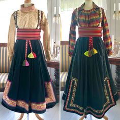 Folk Costume, Costumes, Traditional Outfits, Indian, Norway, Frozen, Clothes, Vintage, Awesome