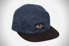 3b7bc0bc18524 TAKE FIVE  15 BEST FIVE-PANEL HATS I Hiconsumption Five Panel Hat