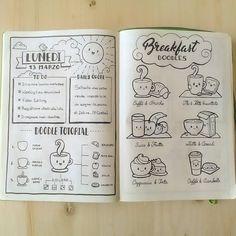 """Mi piace"": 127, commenti: 7 - Elena Mascarello (@doodlesplanner) su Instagram: ""Daily Log + Doodles= """