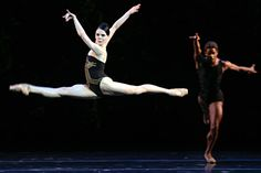 Natalia Osipova is currently the biggest sensation in today's ballet world.