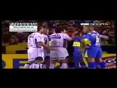 06/12/2005. Copa Sudamericana 2005. Final. Pumas - Boca Juniors (Polemica)