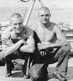 US Sailors