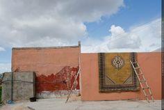 Fotografie Matthias Schneider 160321 25710 Essaouira Teppich
