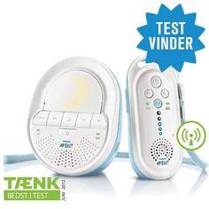 Philips babyalarm – Testvinder i Tænk Model SCD 505/00 – Det pålidelige og sikre valg