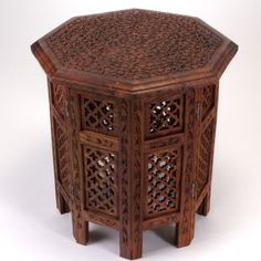 Wooden table, Shaharanpur, U.P.