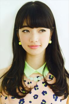 "Nana Komatsu as Chieko ""Honey"" Hirabayashi from School Follies Japanese Models, Japanese Girl, Japanese Names, Pretty People, Beautiful People, Kawai Japan, Komatsu Nana, Pretty Asian Girl, Ulzzang Girl"