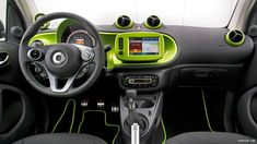 smart fortwo brabus interior - Google Search