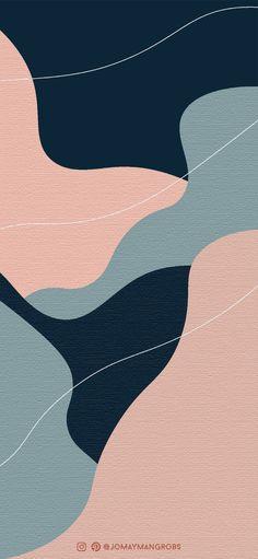 Wallpaper | Instagram Template | Abstract Design | jomaymangrobs