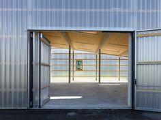 bunq architectes multipurpose building in gland, switzerland - designboom | architecture design magazine