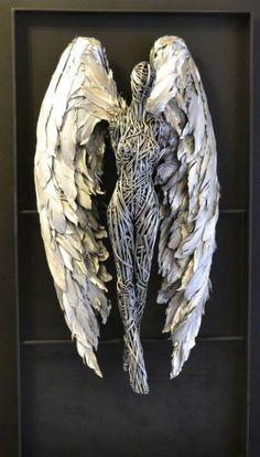 The Metallic Beings of Richard Stainhorp - Album on Imgur