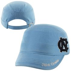 detailed look 93905 04392  47 Brand North Carolina Tar Heels Women s Avery Adjustable Hat - Light  Blue.