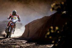 Dakar 2107, etapa 11: Paulo Gonçalves não baixa os braços