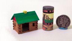 miniature lincoln logs