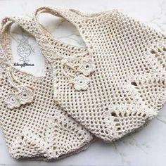 DIY : Inspire-se nestas lindas 21 bolsas de crochê #2 ⋆ De Frente Para O Mar