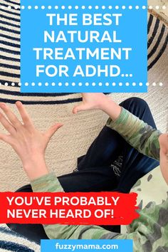 Natural remedies for ADHD | Have you heard about reflex integration as a way to treat the symptoms of ADHD? These simple movements can help to organize and calm your child's system and aid in… Parenting Books, Kids And Parenting, Parenting Tips, Natural Treatments, Natural Remedies, Adhd Diet, Brain Stem, Adhd Strategies