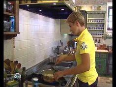 Кулинарные курсы с Юлией Высоцкой ризотто с семгой - YouTube
