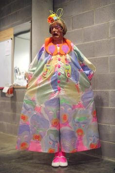 """Flirting """"with the cliché of the sad clown"""": Grayson Perry at CSM Grayson Perry, Central Saint Martins, English Artists, Australian Artists, Mushroom Hat, Style And Grace, Contemporary Artists, Flirting, Harajuku"""