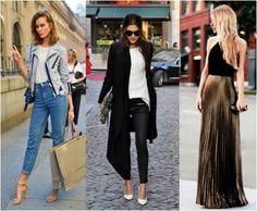 Empieza la semana con actitud y utiliza un outfit que luzca tu figura y te haga ver estilizada.