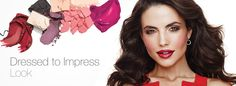 Get step-by-step application tips for the Dressed to Impress Look created by Mary Kay Global Makeup Artist Diana Carreiro.