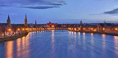 Inverness Skyline (HDR) by Colin Leslie on 500px