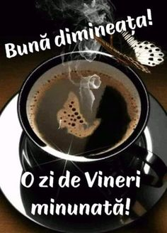 Imagini buni dimineata si o zi frumoasa pentru tine! - BunaDimineataImagini.ro Good Morning, Tableware, Desserts, Night, Pictures, Cat Breeds, Buen Dia, Tailgate Desserts, Dinnerware