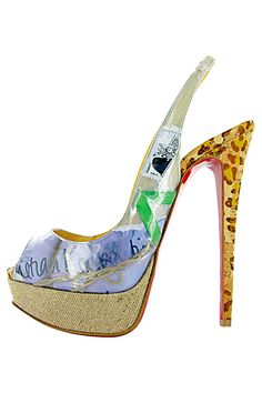 Christian Louboutin on Pinterest