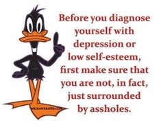 Yep, so stay away from them, cause they can be Debbie Downers. I know they're everywhere, they're everywhere. LOL