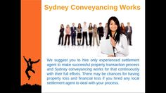 Conveyancing Sydney has conveyancers why should able give us counsel viewing every one of these matters and in addition likewise they can deal with even complex instances of property purchasing and offering procedure.